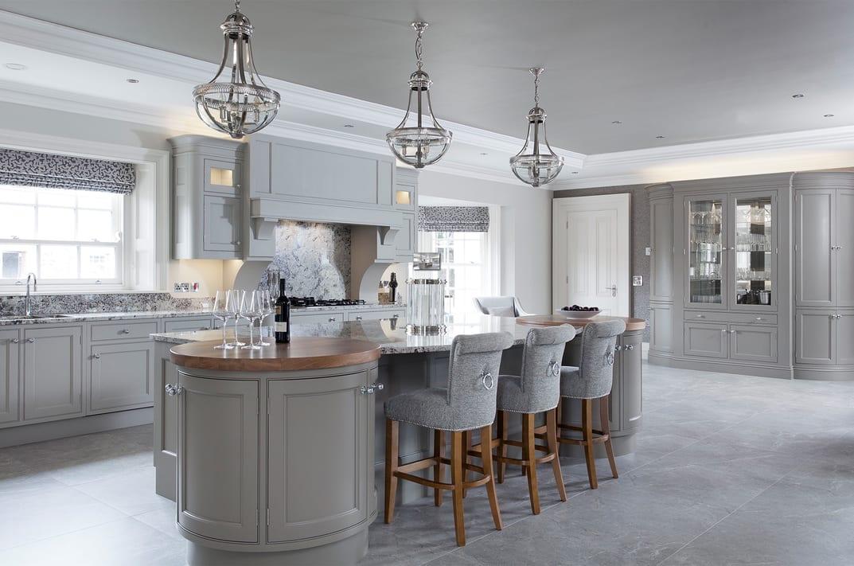 Bespoke Luxury Kitchens in Hamilton by Silver Birch Interiors